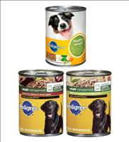 Pedigree canned Dog food involved in recall - FDA