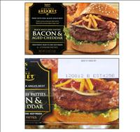 Sam's Choice Fireside Gourmet Black Angus Beef Patties Bacon and Aged Cheddar recall announced - FSIS