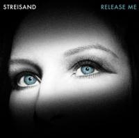 Barbra Streisand's 'Release Me' Album cover - PRNewswire/SOURCE Columbia Records