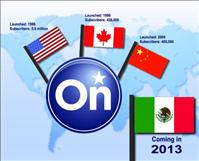 OnStar is expanding to offer its integrated safety, security and navigation services in Chevrolet, Buick, GMC and Cadillac vehicles sold in Mexico sometime in 2013, joining the United States, Canada and China as countries where the services will be available. - Credit GM PR