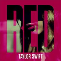 Taylor Swift RED Deluxe Edition Album - Credit Target