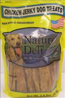 Nature's Deli Chicken Jerky Dog Treats being recalled - FDA