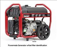 Powermate Sx 5500 Gas Powered Electric Generator recall announced - CPSC