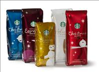 Starbucks Christmas Blend Coffee - credit: Starbucks
