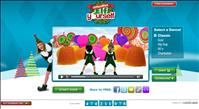 screenshot of ElfYourself.com