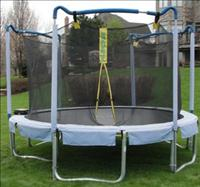 Sportspower Trampoline being recalled for repair - CPSC