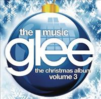 Glee: The Music, The Christmas Album Vol. 3 cover - Columbia Records