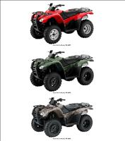 American Honda's FourTrax All-Terrain Vehicle recall announced -CPSC