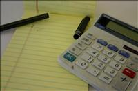 Calculator and paper - BSN