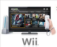 Amazon Instant Video App supported on Nintendo Wii - credit: Amazon.com