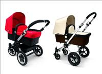 Bugaboo Cameleon and Bugaboo Donkey Model Strollers - credit: CPSC